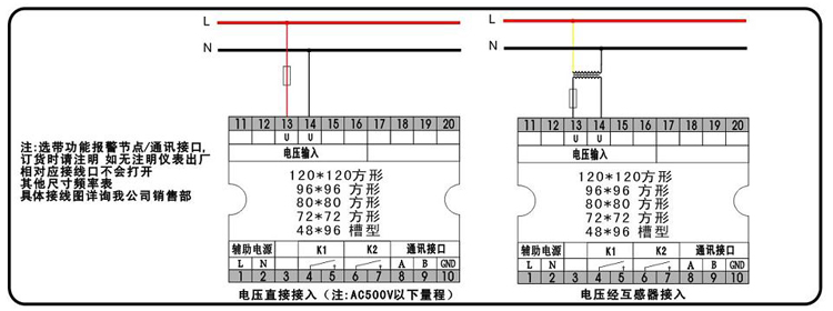 二路开关量输出(2do)二路开关量输入(2di),一路模拟量输出(1ao)